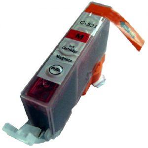 CLI521 za Canon kompaktibilna tinta (magenta)