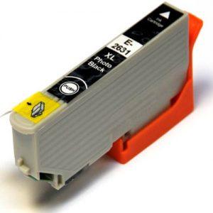 T2631XL za Epson kompatibilna kartuša (črna)