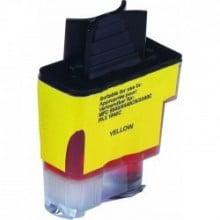 LC900 Brother kompatibilna kartuša (yellow))