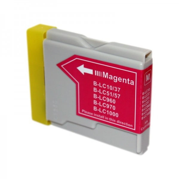 LC970 Brother kompatibilna kartuša (magenta)