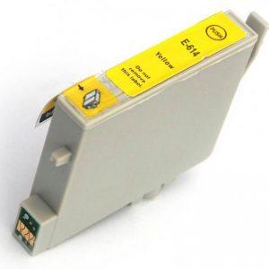 T0614 za Epson kompatibilna kartuša (rumena)