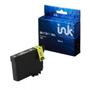 T1811 za Epson kompaktibilna tinta (crna)