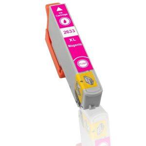 T2633XL za Epson kompatibilna kartuša (magenta)