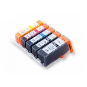 CLI521, PGI520 za Canon komplet 5 kartuš (4 barve)