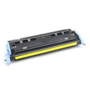 Q6002A za HP, Canon kompatibilen toner (rumena)