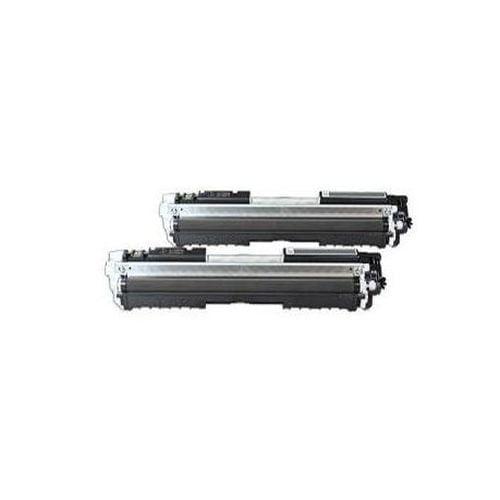 CE310A za HP, Canon komplet 2 tonerjev (črn)