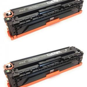 CC530A toner za HP, Canon - dvojno pakiranje