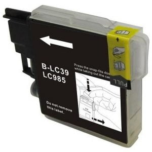 LC985 Brother kompatibilna kartuša (črna)