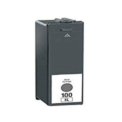 Lexmark 100 kompatibilna kartuša (Črna)