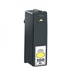 Lexmark 100 kompaktibilna tinta (žuta)