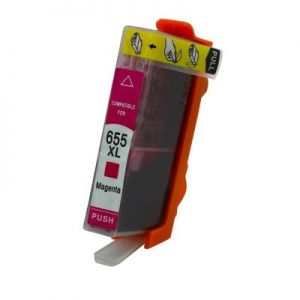 HP655 za HP kompatibilna kartuša, magenta