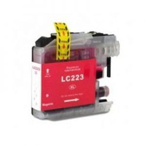 LC223 Brother kompatibilna kartuša (magenta)