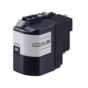 LC229 Brother kompatibilna kartuša (črna)