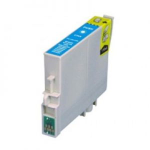 T0712 Epson kompatibilna kartuša (cyan)