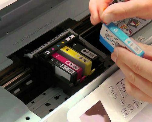 Tiskalnik in kompatibilne kartuše