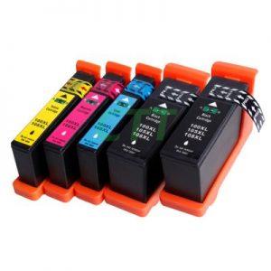 Lexmark 100 komplet 5 zamjenskih tinta