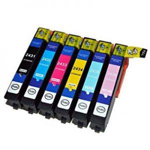 Epson T2431-T2436 komplet 7 nadomestnih kartuš