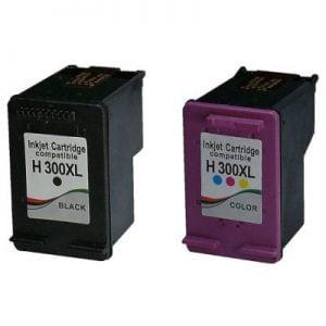 HP300XL za HP komplet kartuš