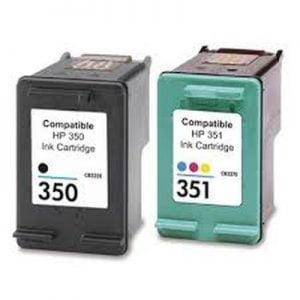HP350 in HP351 za HP komplet kartuš XL