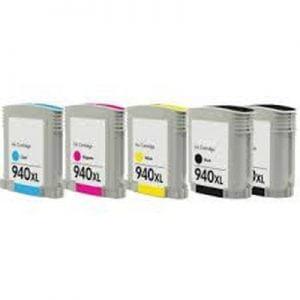 H940xl za HP komplet 5 tinta (4 boje)