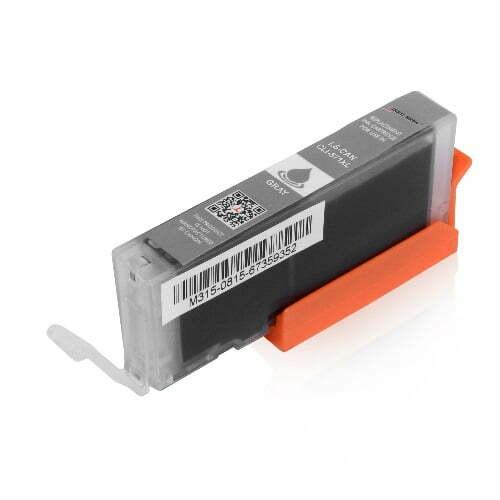 kompatibilna kartuša CLI-571 siva