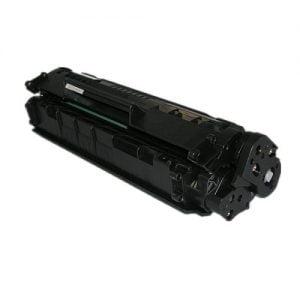 Kompatibilen toner Q2612A/FX10 za HP in Canon (Črna)