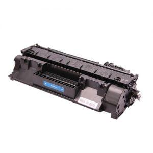 Kompatibilen toner CE505A / CF280A za HP in Canon (Črna)