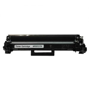 Kompatibilen toner CF217X za HP (Črna)