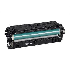Kompatibilen toner CF360A za HP (Črna)