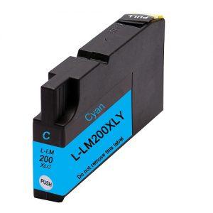 Kompatibilna kartuša 200/210XL za Lexmark (Cyan)